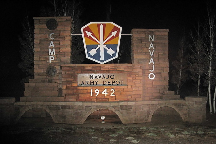 Camp Navajo Being Considered as Site for Economic Development Projects