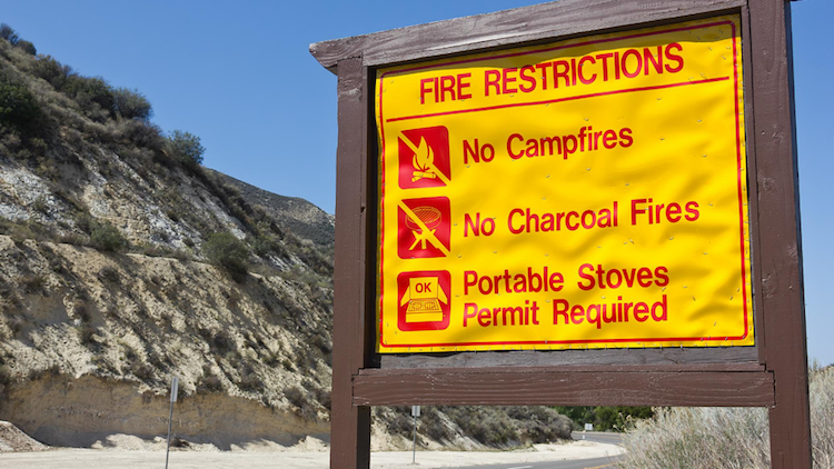 Fire Restrictions Lifted in Some Parts of Arizona