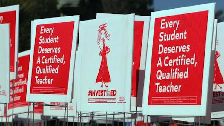 Invest In Ed Initiative Returned To November Ballot