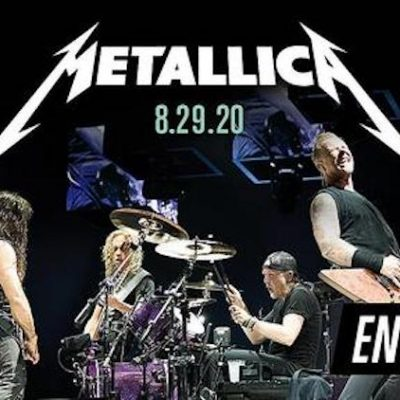 Metallica Concert Coming To Drive-In Movie Theaters