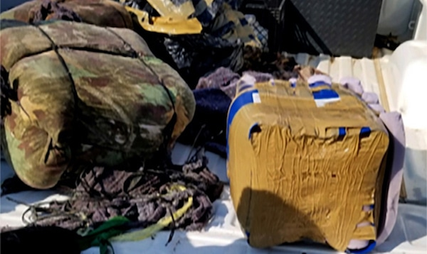 Border Patrol in Tucson Arrests 3 and Seizes 100 Pounds of Meth