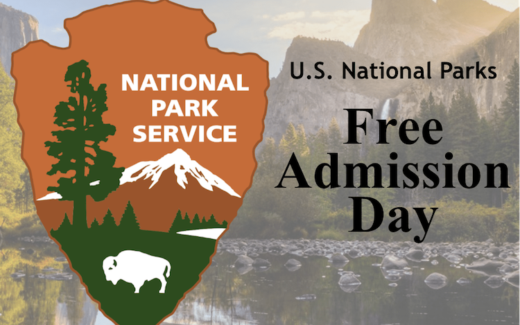 Free Admission to National Parks This Month