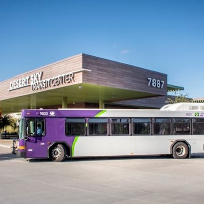 $7 Million Federal Grant will Allow Phoenix to Buy New Buses and Upgrade Facilities