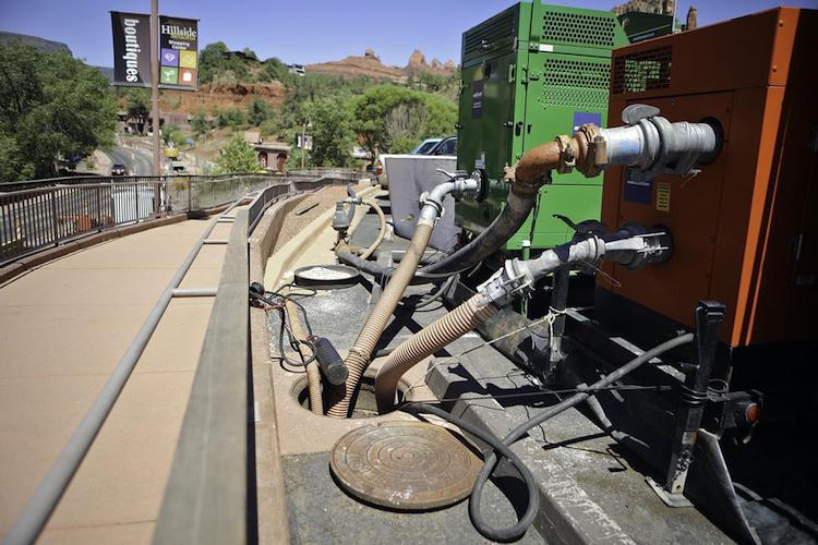 Spill Sends 20,000 Gallons of Sewage Into Sedona's Oak Creek