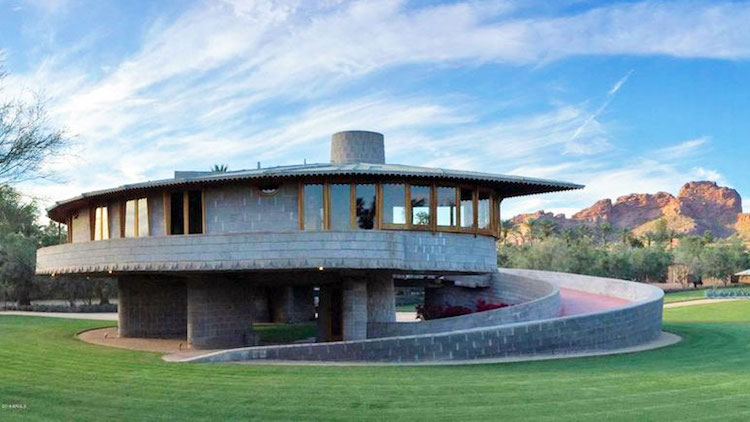 Iconic Spiral Frank Lloyd Wright House Sells For Over $7 Million