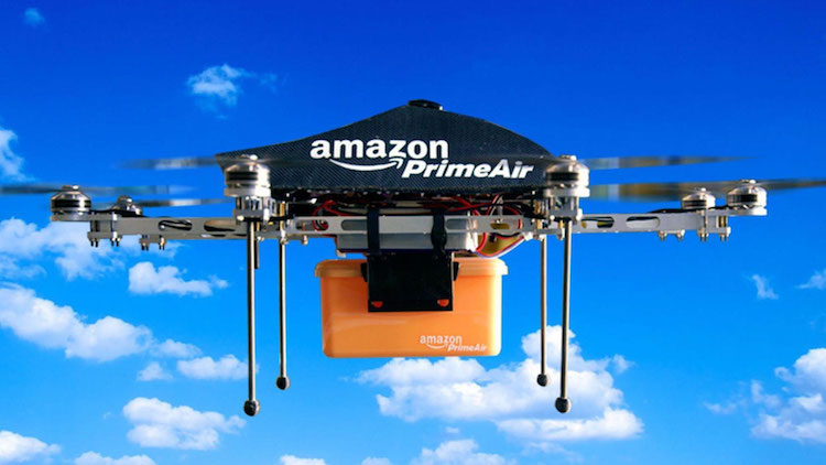 Amazon Approved by FAA to Deliver by Drone