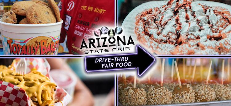 Arizona State Fair Holding Drive-Thru Food Event