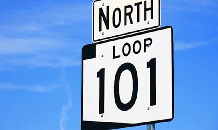 Loop 101 Expansion is Complete