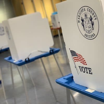 Maricopa County Has Over 2.5 Million Registered Voters