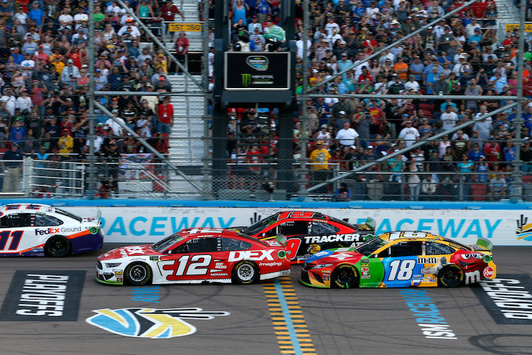 NASCAR Championship Weekend in Phoenix to Allow Limited Number of Fans