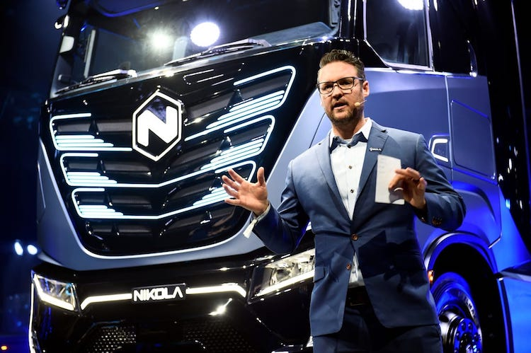 Nikola Founder, Trevor Milton Resigns After Fraud Accusations