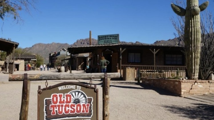 Old Tucson Closed Indefinitely Due to COVID-19