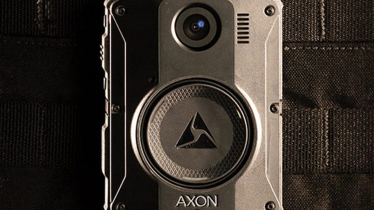 Axon Signs Deal with Border Patrol for Body Cams