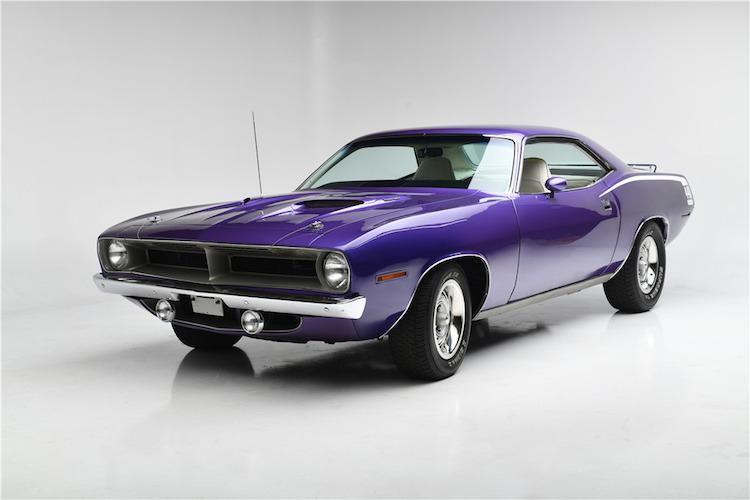 Barrett-Jackson Collector Car Auction Returning to Scottsdale