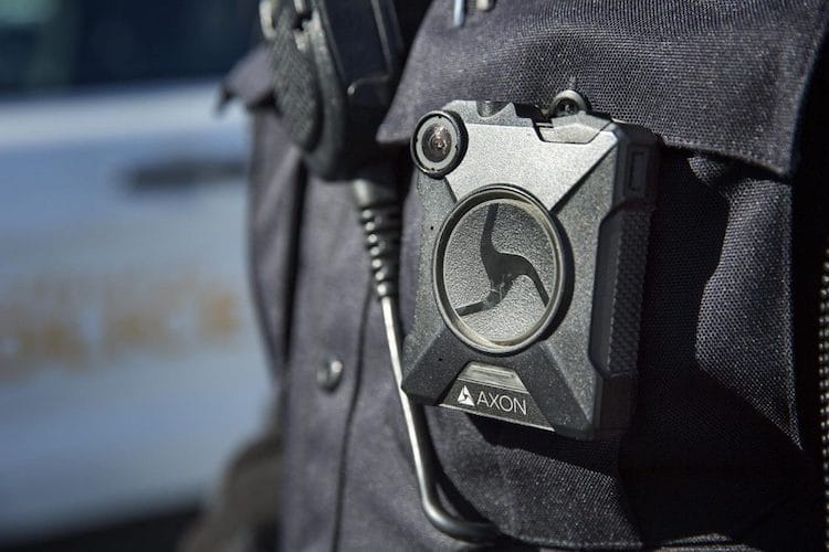Governor Ducey Announces Plan For State Trooper Body Cameras