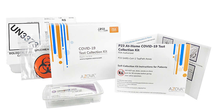 Costco Now Selling COVID-19 Testing Kits Online