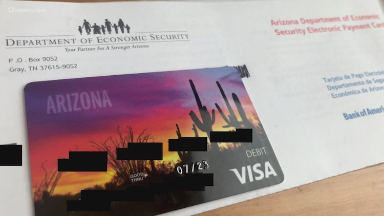 Arizona Residents Still Receiving Fraudulent COVID Benefits Debit Cards