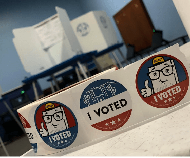 Maricopa County Elections Department Debuts New Voting Features