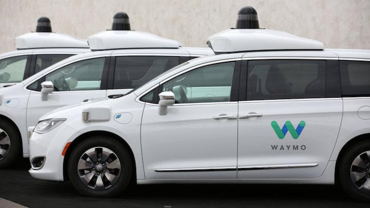 Waymo Relaunches Driverless Ride Sharing
