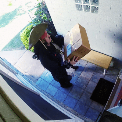 Silent Witness Offering Cash Reward to Help Catch Porch Pirates