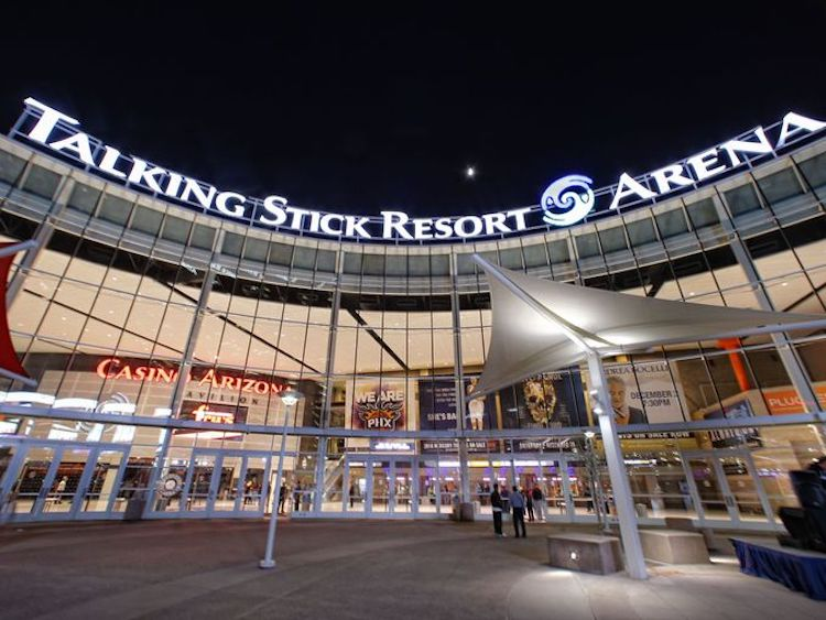 Talking Stick Resort Arena is No More