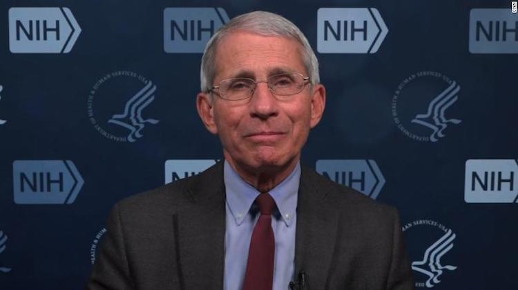 Dr. Fauci Believes New COVID Strain in UK is Already in America