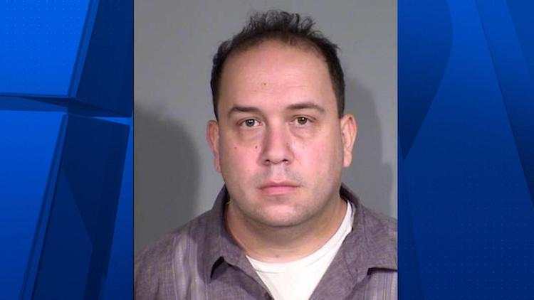 Maricopa County Sheriff's Office Detention Officer Arrested on Child Molestation Charges