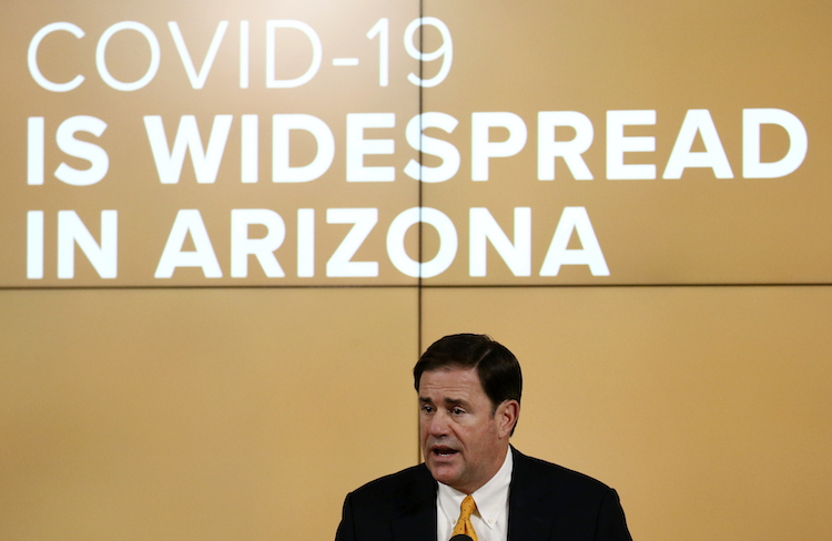 Study Shows Arizona is the Least Safe State During COVID-19 Pandemic
