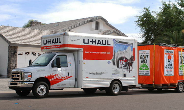Arizona Ranks at No. 5 on UHaul's List of Top Moving Destinations