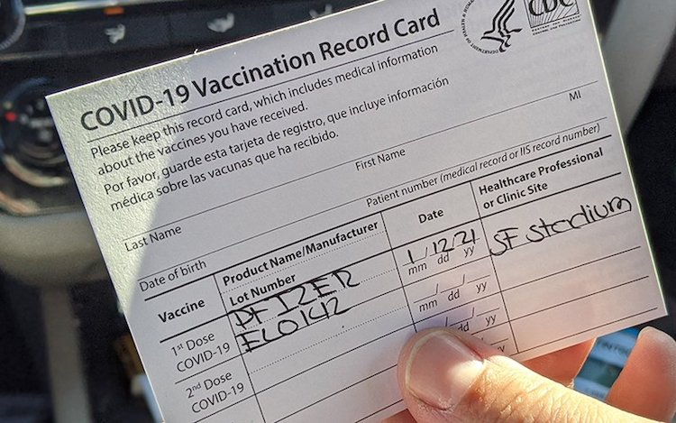 COVID-19 Vaccination Information Guide By Arizona County