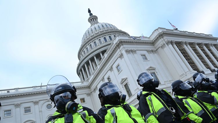 FBI Warning: 'Armed Protests' Being Planned At All 50 State Capitols and in Washington DC