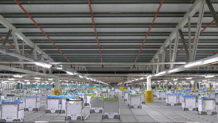 High Tech Kroger Customer Fulfillment Center Coming to Phoenix