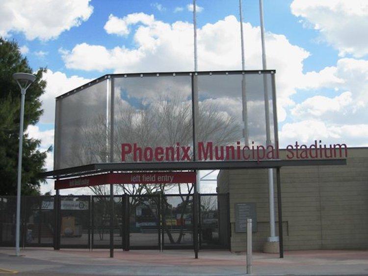 Phoenix Municipal Stadium to be Mass Vaccination Site