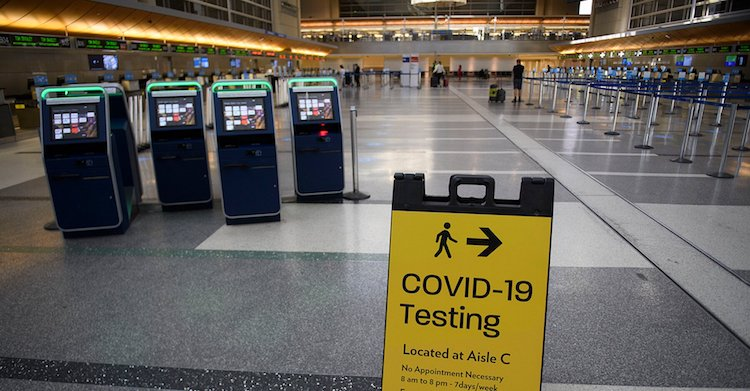 CDC to Require Negative Coronavirus Test for All Air Travelers to the US