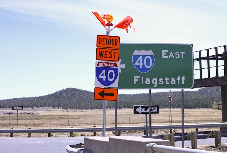 Summer Construction Season Kicks Off in Northern Arizona
