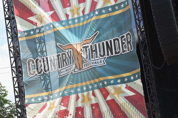 COVID Delays Arizona Country Thunder Festival Again