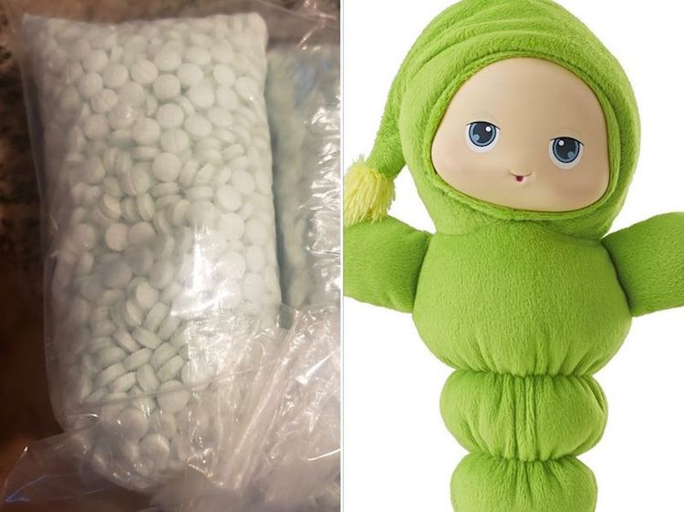 Arizona Parents Find Drugs in Toy Bought at Thrift Store