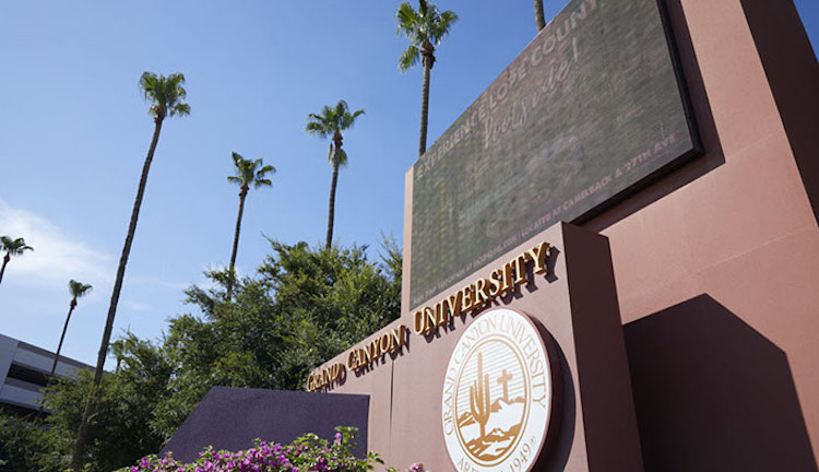 Grand Canyon University Files Lawsuit vs. U.S. Dept. of Education