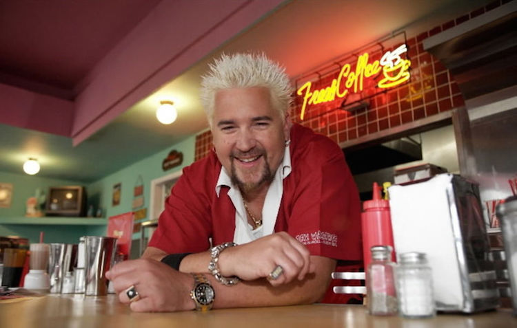 Guy Fieri Launches 3 Pop Up Delivery Only Restaurants in Phoenix