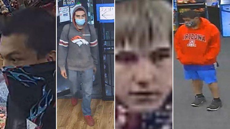 FBI Phoenix Violent Crimes Task Force Seeks 'Jeepers Bandits'; Suspected of Six Armed Robberies