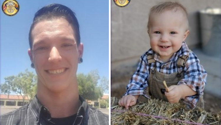 Baby Found Safe After Amber Alert in Peoria, Mother Dead, Police Looking For Father