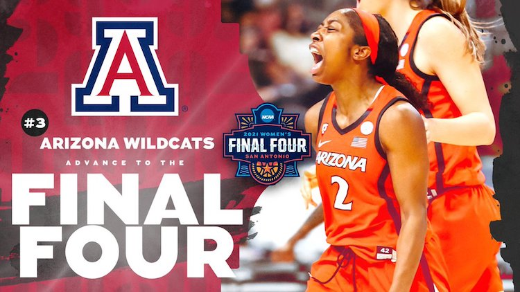 Arizona Women's Basketball Makes History, Advancing to Final Four for First Time