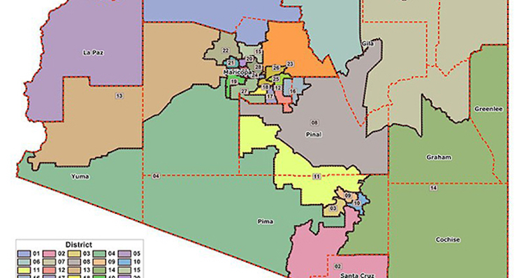 Arizona Redistricting Commission Selects New Executive Director