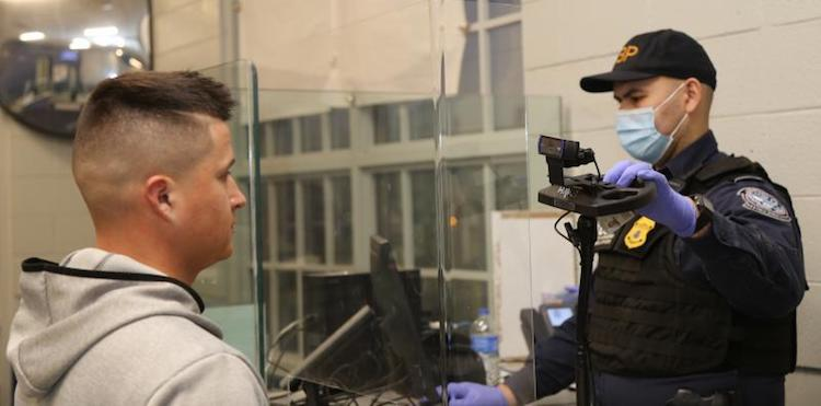 Biometric Facial Comparison Technology Debuts at Arizona Entry Ports