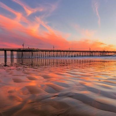 Spring Break in California with COVID Travel Restrictions