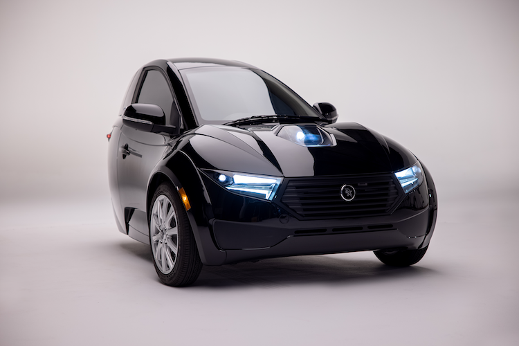 Canadian Company Announces Plan to Build 3-Wheeled Electric Vehicles in Mesa