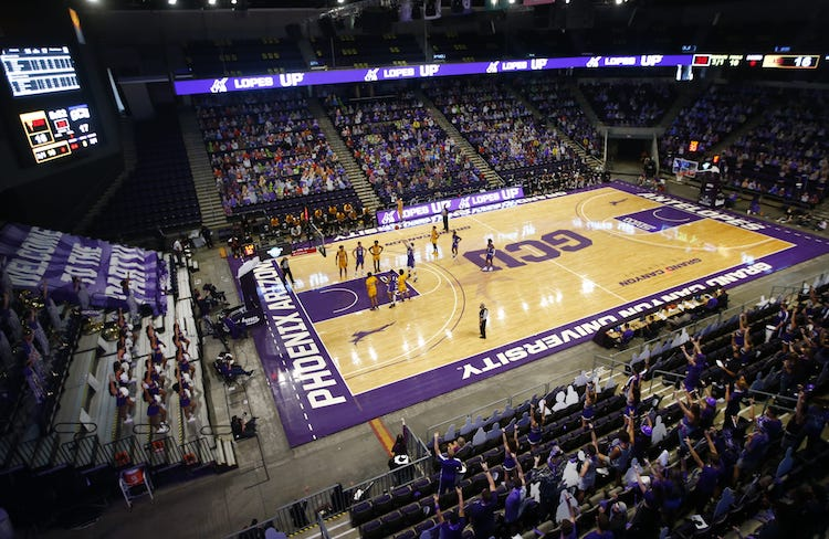 GCU Gets No. 15 Seed, To Face Iowa in 1st Ever NCAA Tournament Game