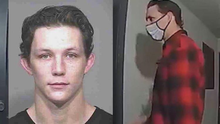 Scottsdale Apartment Complex Groper Caught on Camera, Arrested