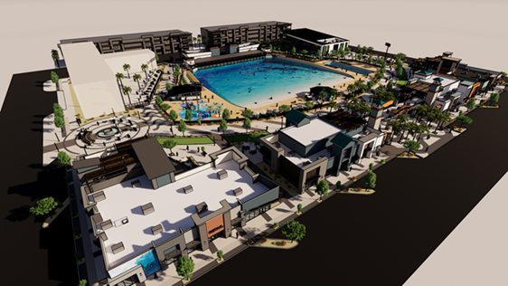 Surf Lagoon and Entertainment District to Bring Impressive Attraction to Mesa