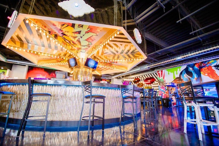 Carousel Arcade Bar Opens in Westgate Entertainment District